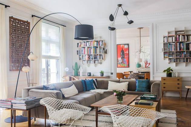 un s jour aux dimensions g n reuses. Black Bedroom Furniture Sets. Home Design Ideas