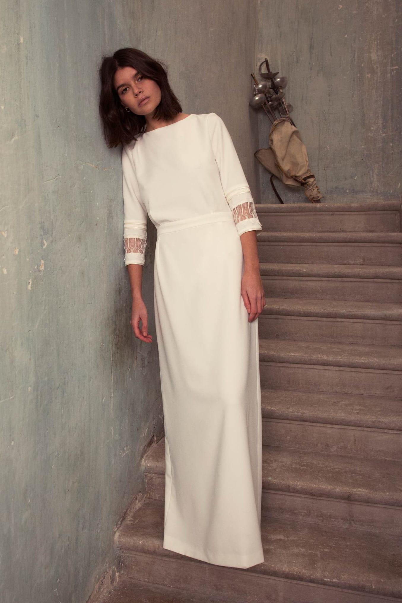 meilleurs prix design professionnel prix le moins cher Robe de mariée Julia, Sessùn Oui