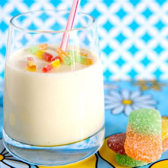 25 recettes de milk-shake