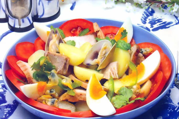 Salade de l'Algarve