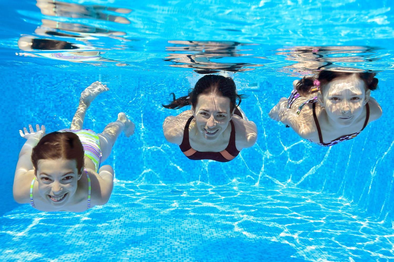 16% des Français ne savent pas nager