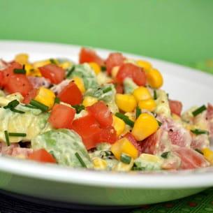 salade à la mexicaine