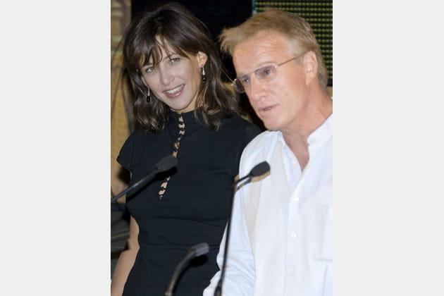 Sophie Marceau et Christophe Lambert disparue de Deauville