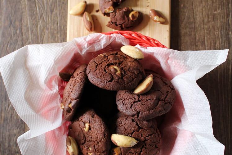 Cookies aux noix d'Amazonie