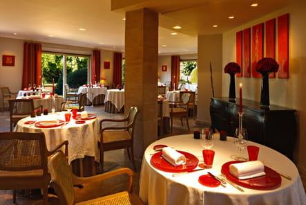 L'Hostellerie de Levernois : le restaurant gastronomique