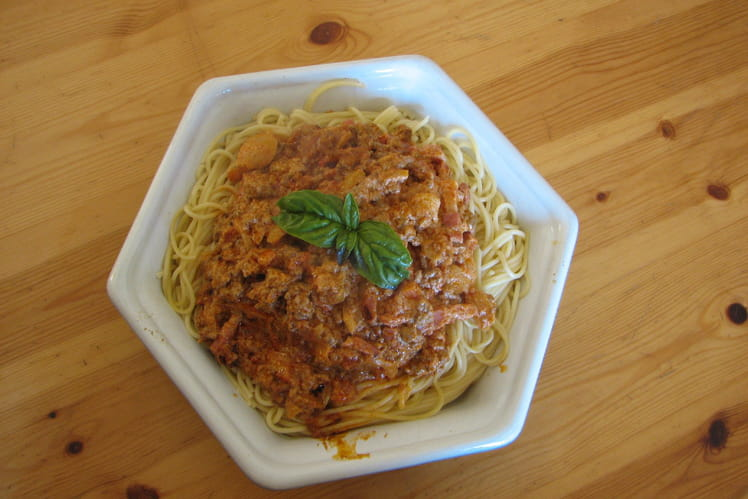 Spaghettis Rosière