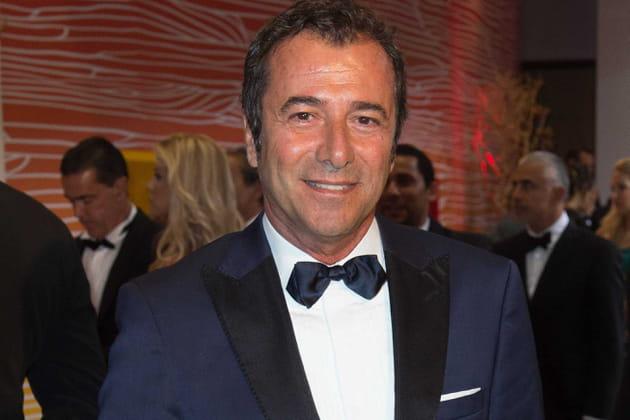 L'animateur télé Bernard Montiel