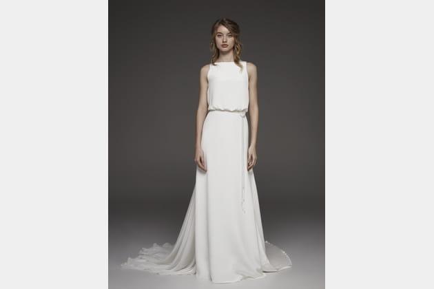 Robe de mariée Harpe, Pronovias