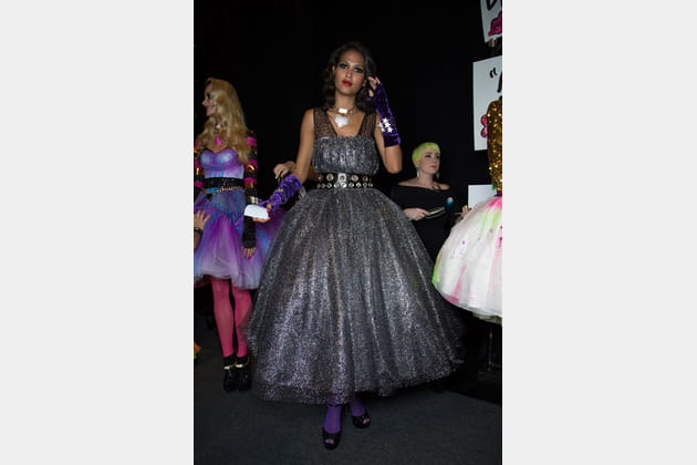 Betsey Johnson (Backstage) - photo 36