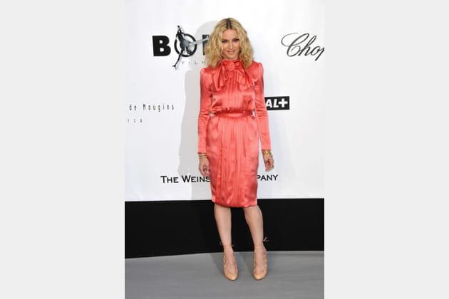 Madonna le 22mai 2008