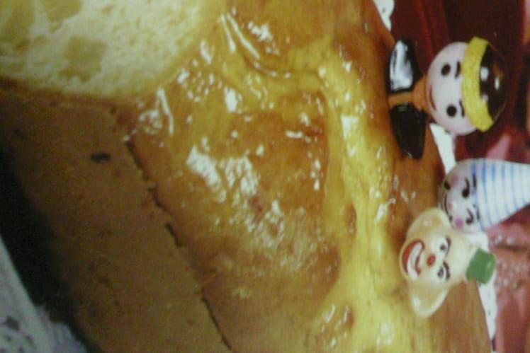 Cake à l'ananas simple et rapide