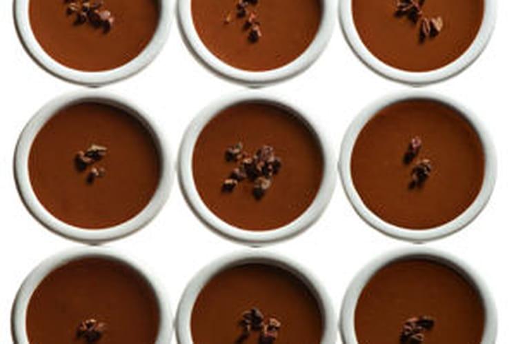 Fausse crème brûlée chocolat de Pierre Marcolini