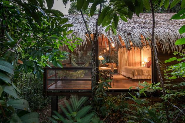 L'Anavilhanas Jungle Lodge à Manaus