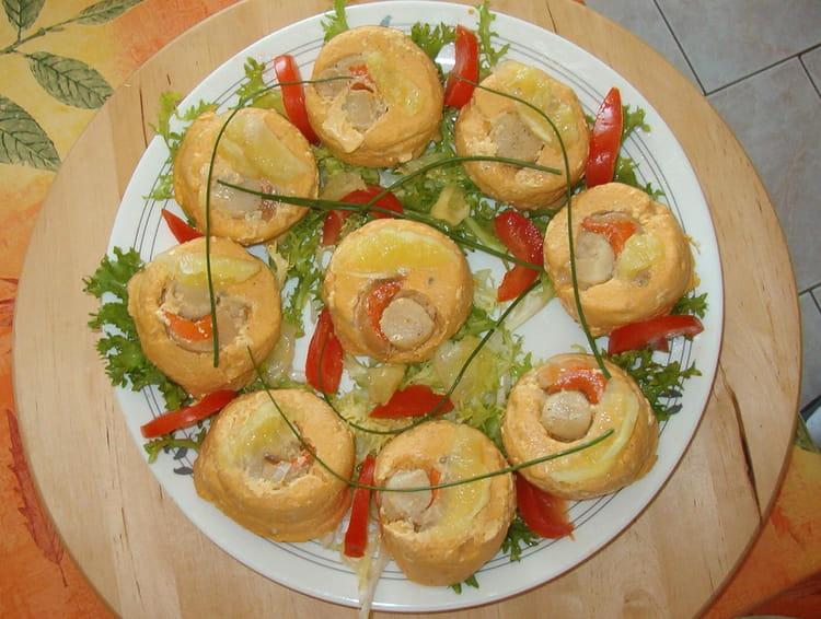 Recette de flan de saint jacques la recette facile for Saint jacques cuisine
