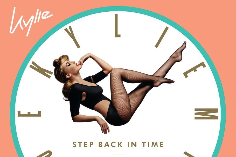 Kylie Minogue remonte le temps avec STEP BACK IN TIME