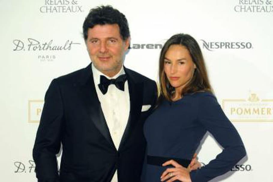 Vanessa Demouy et Philippe Lellouche, ensemble au Jeu de la Vérité