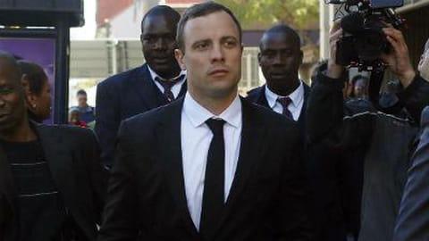 Oscar Pistorius reconstitution