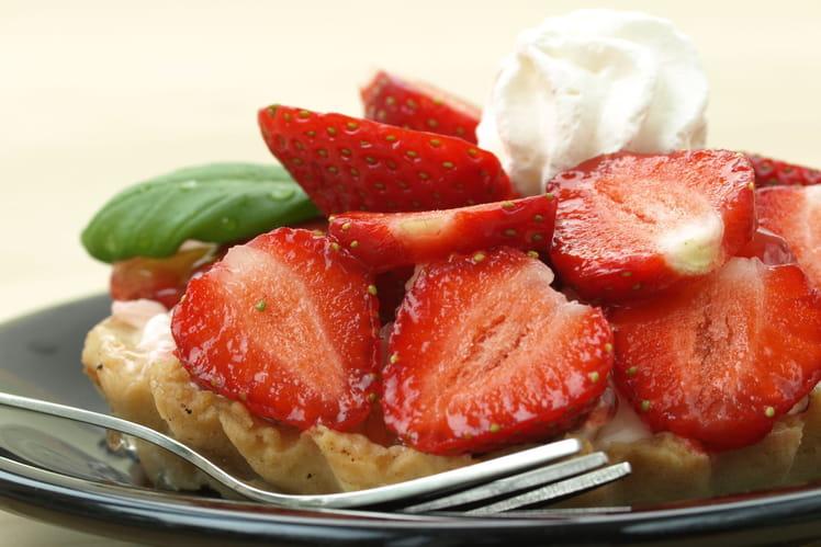 Tarte aux fraises : la meilleure recette