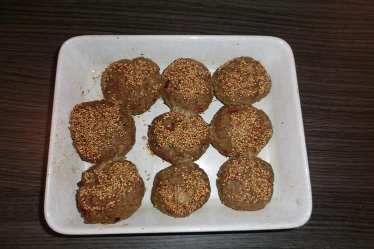 Boulettes de viande et boulgour