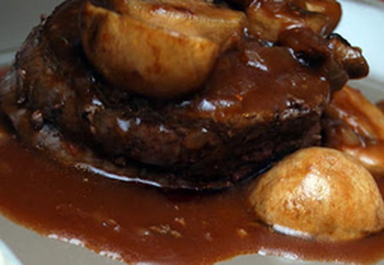Recette de sauce porto la recette facile - Marinade pour viande rouge ...