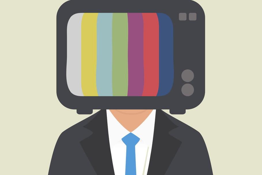 Télévision: les Français toujours fidèles au poste