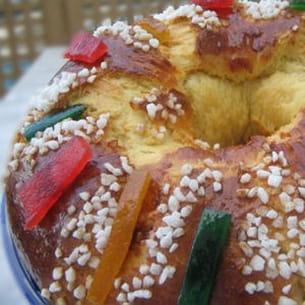 le gâteau des rois provençal