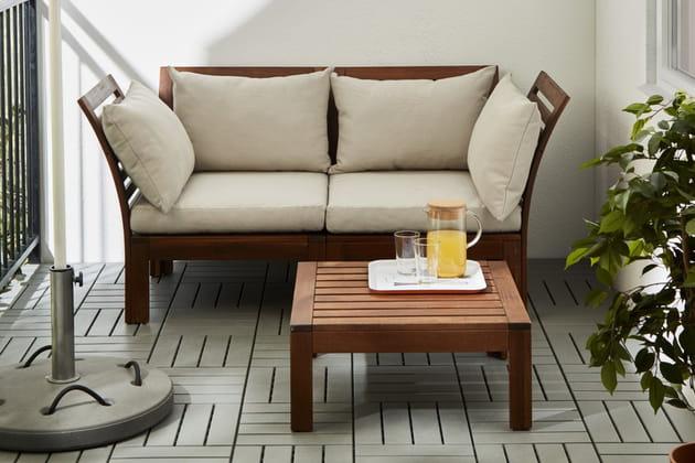 Canapé de jardin Applaro Hallo d'Ikea
