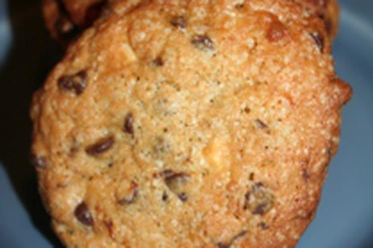 Cookies aux 3 pépites