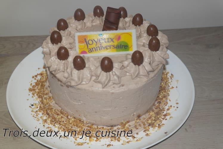 Layer cake kinder