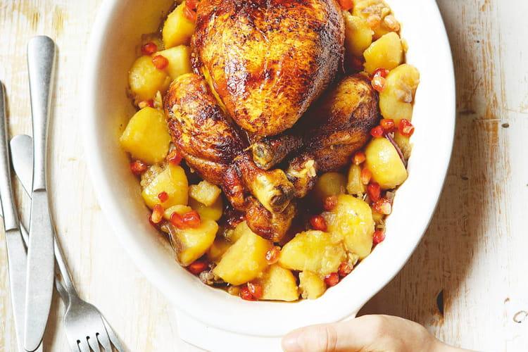Poulet & pommes de terre