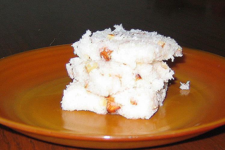 Carrés coco