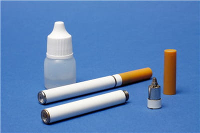 schéma e-cigarette.