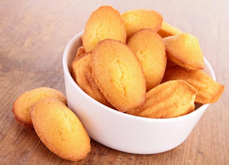 Madeleines la meilleure recette - La maison de la truffe madeleine ...