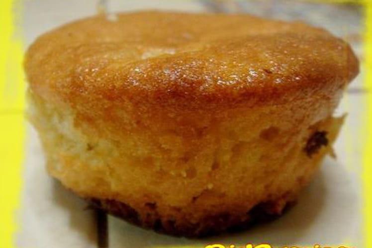 Petits cakes pomme/coco