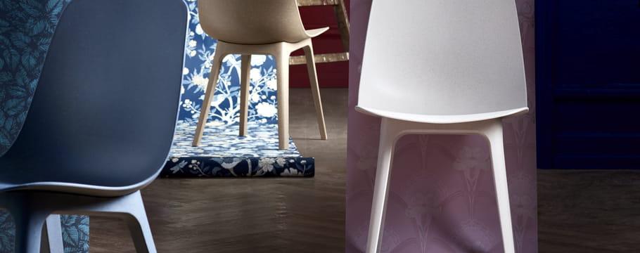 chaise id es de shopping et conseils pour la choisir. Black Bedroom Furniture Sets. Home Design Ideas
