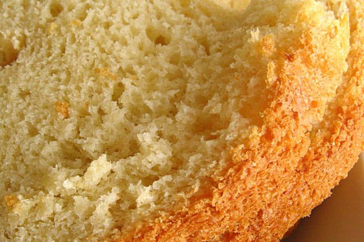 Pain viennois à la machine à pain