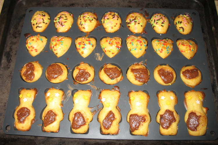 Petits biscuits au mascarpone