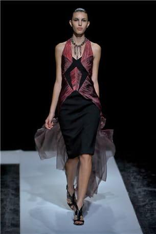 maxime simoëns, défilé haute couture automne-hiver 2011-2012