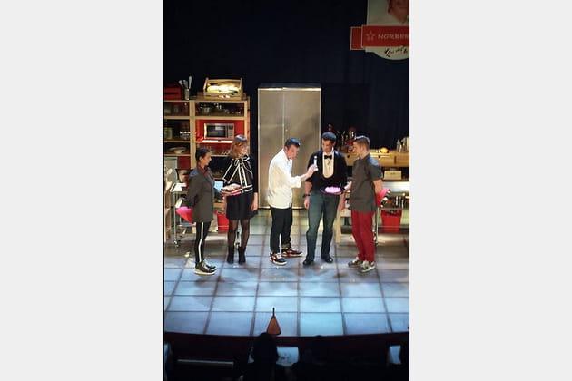 Norbert Tarayre est show Patate