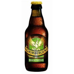 bière de printemps grimbergen