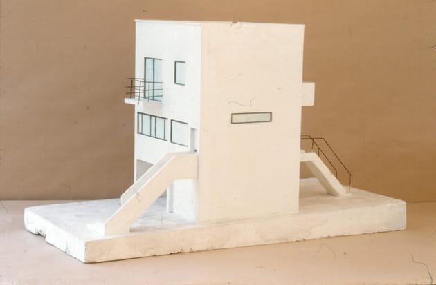 Maquette de la Maison Ribot, Le Corbusier et Pierre Jeanneret