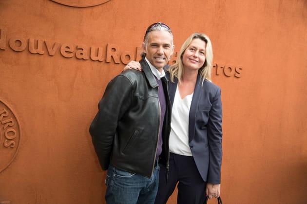 Paul Belmondo et sa femme Luana