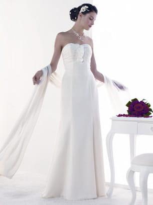 robe de mariée mademoiselle clothilde de pronuptia