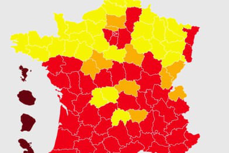 moustique tigre carte 2020 Moustique tigre : carte de France 2020, piqûre, quels risques ?