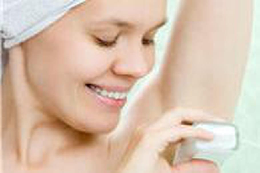 Déodorants et cancers du sein: aucun lien formel démontré
