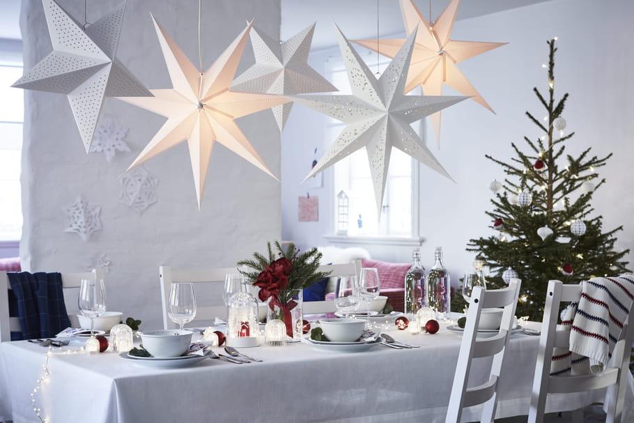 Table de Noël2019: nos idées déco pour une belle table de fête