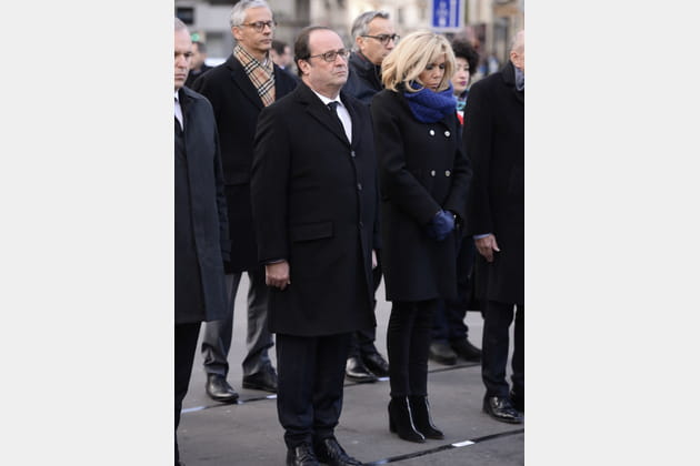 Brigitte Macron le 13novembre 2017