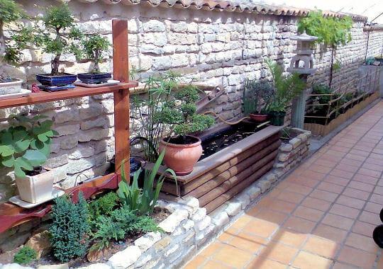 Tout en longueur for Amenagement jardin tout en longueur