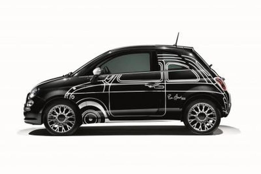 Une Fiat 500 s'arrache sur showroomprive.com