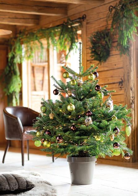 Noël façon forêt